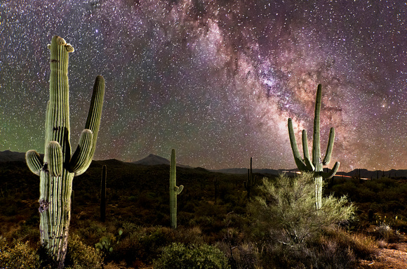 Desert Galaxy Moonlight Composite 20 21 070914